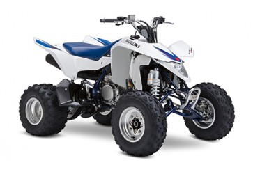 Квадроциклы Suzuki. Подготовка к сезону